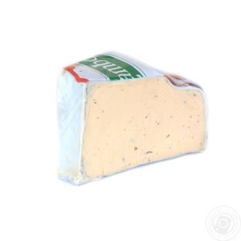 Сыр плавленый Рамболь сливочный с лососем - купить, цены на Ашан - фото 1