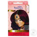 Краска для волос на основе хны Triuga Herbal Вишня 25г