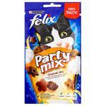 Felix Party Mix Original Mix Treats for Cats 60g