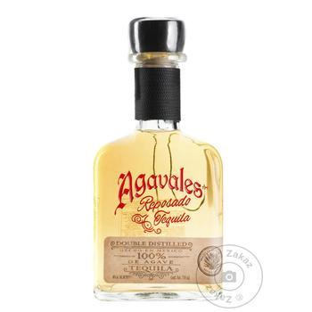 Текила Agavales Reposado 40% 0,75л - купить, цены на СитиМаркет - фото 1