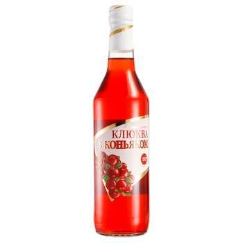 Vdala Cranberry Tincture with Cognac 0.5l
