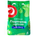 Auchan Mountain Freshness Phosphate-free Automatic Machine Washing Powder 3kg