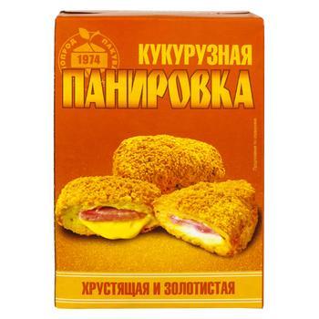 Ridna iizha corn breadcrumbs 140g