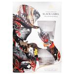 Johnnie Walker Black Label 12 Yrs Whisky 40% 0,7l + 2 glass
