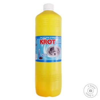 Krot Means For Pipes 1L