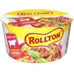 Лапша Роллтон яичная с говядиной по-домашнему 75г - купить, цены на СитиМаркет - фото 1