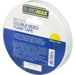 BuroMax Two-Sided Scotch on a Foam Base 18mmх2m