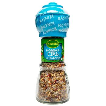 Kamis With Herbs Salt - buy, prices for Auchan - photo 1