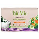 BioMio Orange, Lavender and Mint Toilet Soap 90g