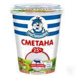 Prostokvashyno Sour Cream 25%