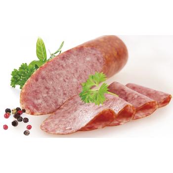 Колбаса салями Амстор Европейская копчено-вареный