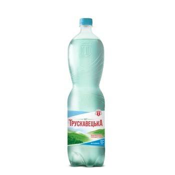 Мінеральна вода Трускавецька природна столова негазована 1500мл - купити, ціни на Novus - фото 3