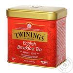 Twinings English Breakfast Black Tea 100g