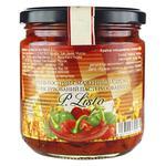 P.Listo Wood-fried Hot Pepper Strips 320g