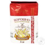Мука Українська Зірка пшеничная высший сорт 1.8кг