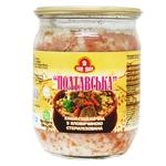Pan Ivan Poltava Wheat Porridge With Beef 0.5L