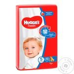 Huggies Classic Junior 11-25kg Diapers 11pcs