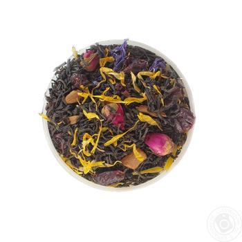 Композиция черного чая Чайные шедевры Загадка востока
