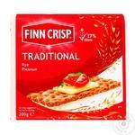 Crispbread Finn crisp Traditional 200g