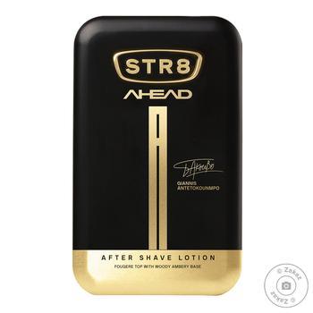Лосьйон після гоління STR8 Ahead 100мл - купити, ціни на Восторг - фото 1