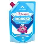 Молоко сгущенное Заречье Премиум цельное с сахаром 8.5% 270г