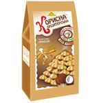 Korysna Kondyterska Sugar-Free with Coconut Flavor Butter Cookies 300g