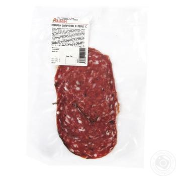 Salchichon Sausage In Pepper - buy, prices for Auchan - photo 2