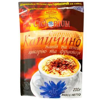Цикорий Favorite Foods капучино растворимый 200г - купить, цены на УльтраМаркет - фото 1