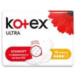 Kotex pads Ultra Normal mesh 10pcs