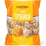 Пряники Київхліб з медом фасоване 420г