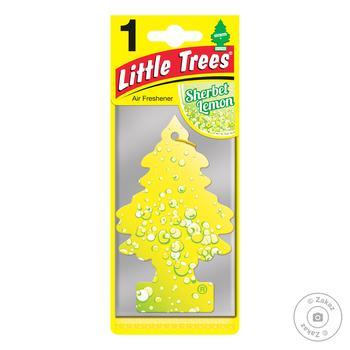 Освіжувач повітря ЛітлТріс 5г щербет лимон