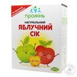 Сок Промінь яблочный 3л