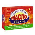 Bilotserkivske Extra Sweet Cream Butter 82,5% 180g