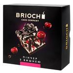 Brioche Pinscher Cake with Cherry 550g