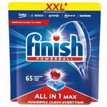 Finish Powerball dishwasher pills 65pcs