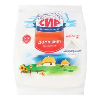 Сир Білоцерковський кисломолочний 9% 350г - купити, ціни на Varus - фото 1