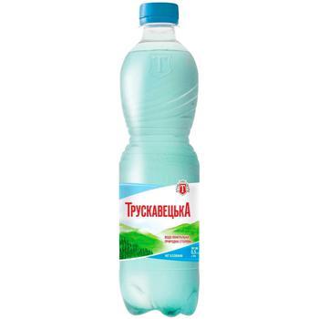 Still natural mineral water Truskavetska plastic bottle 500ml
