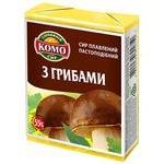 Сыр плавленый Комо с грибами 90г