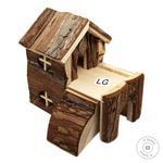 Trixie Bjork 6176 House For Rodents 15х15х16cm