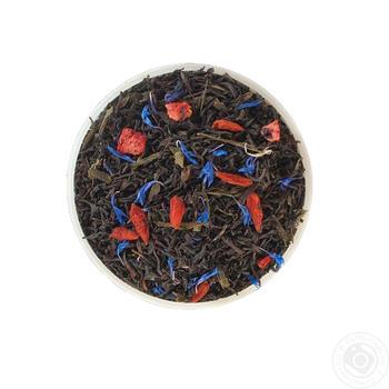 Композиция черного и зеленого чая Чайные шедевры Брызги шампанского - купить, цены на Ашан - фото 1