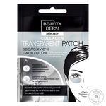 BeautyDerm Transparent Collagen Eye Patch 2pcs