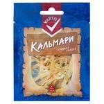 Кальмари Varto сушені солоні 18г
