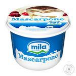 Сыр Mila Маскарпоне 42% 500г