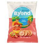 Чіпси B.Yond рисові зі смаком Сальса паприка 70г