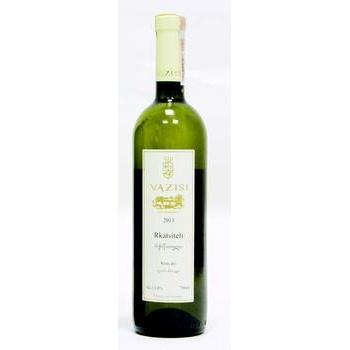 Вино Schuchmann Wines Georgia Vazisi Rkatsitel біле сухе 13% 0,75л