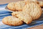 Песочное печенье с ванильным сахаром