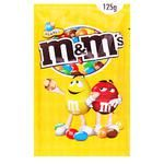 M & M's Dragees with Peanuts and Milk Chocolate 125g