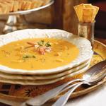 Суп биск с креветками