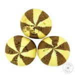 Печенье Батош Маргаритка сдобное ваниль-сливки весовое
