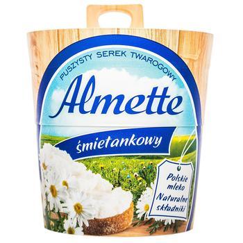 Сыр Hochland Almette сливочный 35% 150г - купить, цены на Восторг - фото 6